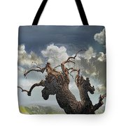 The Soul Of A Tree Tote Bag