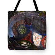 The Soul Wants To Experience Everything  Tote Bag