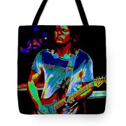 The Sound Of Psychedelic Memories Tote Bag