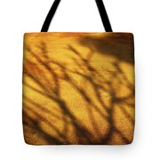 The Soundlessness Of Nature Tote Bag