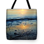 The Sound's Edge Tote Bag