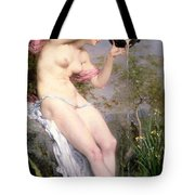 The Source Tote Bag by Joseph Victor Ranvier