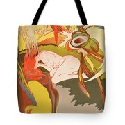 The Source Of Evil Tote Bag