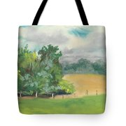 The South Field Tote Bag