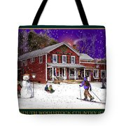The South Woodstock Country Store Tote Bag