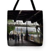 The Southbank, London Tote Bag