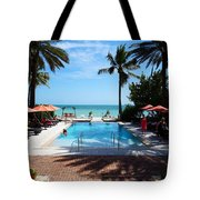 The Southernmost House Tote Bag