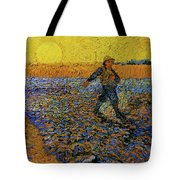 The Sower Tote Bag