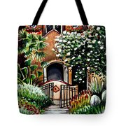 The Spanish Gardens Tote Bag