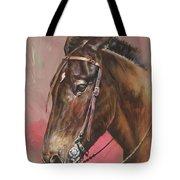 The Spanish Mule Tote Bag