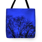 The Sparkle Tree Tote Bag
