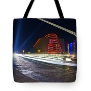 The Speed Danger Tote Bag