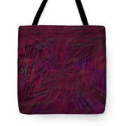 The Speed Of Infinity Tote Bag
