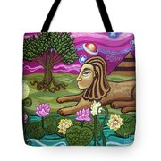 The Sphinx Tote Bag