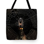 The Spider  And The Fly Tote Bag