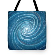 The Spiral Dance Tote Bag