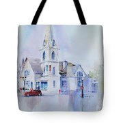 The Spire Center Tote Bag