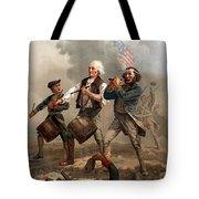 The Spirit Of '76 Tote Bag