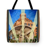 The Spirit Of Asheville Tote Bag