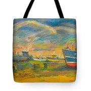 The Spirit Of Hastings Tote Bag
