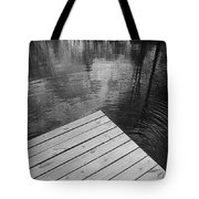 The Spirits Of Kripplebush Pond Tote Bag