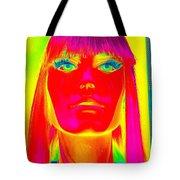 The Spirit Of Scarlett Tote Bag