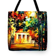 The Spirit Of The Night Tote Bag