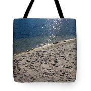 The Spirit Of Water Tote Bag