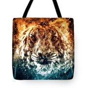 The Spirit Tiger Tote Bag