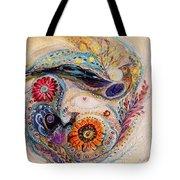 The Splash Of Life 7 Tote Bag