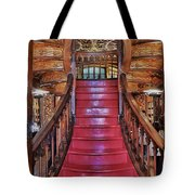 The Splendor Of Stairs Tote Bag