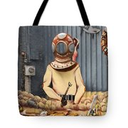 The Sponge Factory Tote Bag