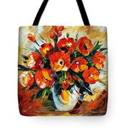 The Spring Is Here Tote Bag