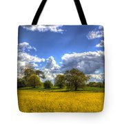 The Springtime Farm Tote Bag