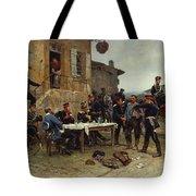 The Spy Tote Bag