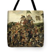 The St Martin's Day Kermis Tote Bag