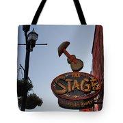The Stage Nashville Tote Bag