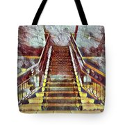 The Stair Tote Bag