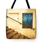 The Stairway Of Reflections Tote Bag
