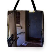 The Stairwell Tote Bag