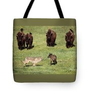 The Standoff Tote Bag