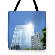The Star Of Lic Tote Bag