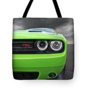 The Stare - Challenger Rt Tote Bag