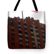 The Stars And Stripes Has Waved Above Tote Bag