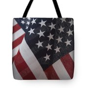 The Stars And Stripes Tote Bag by Jerry McElroy
