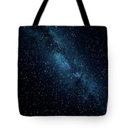The Stars At Tuttle Creek, Lone Pine, Ca, Usa, September, 2016 Tote Bag
