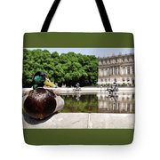 The Stately Duck Tote Bag