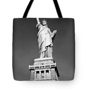 The Statue Of Liberty  Photo Tote Bag