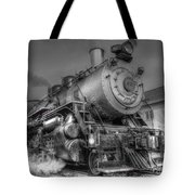 The Steam Engine  Tote Bag