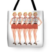 The Stepford Wives Tote Bag